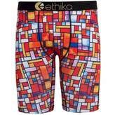 Ethika Men's Stained Glass The Staple Fit Boxer Brief Underwear-XL