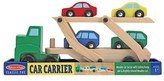 Melissa & Doug Toddler Personalized Wooden Car Carrier