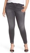 KUT from the Kloth Plus Size Women's 'Mia' Stretch Skinny Jeans