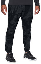Under Armour UA Rival Fleece Patterned Jogger Pants
