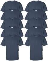 Gildan Men's Ultra Cotton T-Shirt__4XL (Pack of 10)