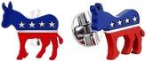 Cufflinks Inc. Stainless Steel Democratic Donkey Cufflinks