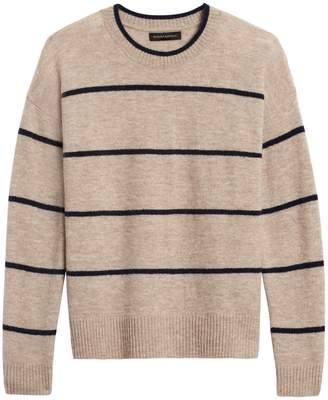 Banana Republic JAPAN EXCLUSIVE Aire Crew-Neck Sweater