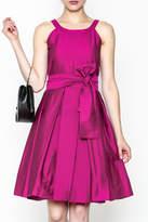 Tintoretto Purple Dress