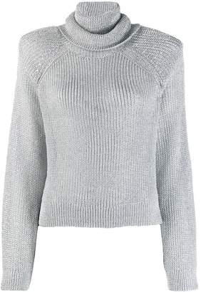 RtA turtleneck jumper
