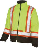 JCPenney Work King High Visibility Lined 5-in-1 Jacket