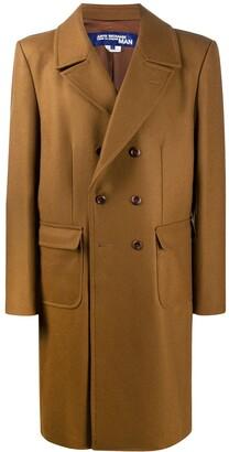 Junya Watanabe Double-Breasted Coat