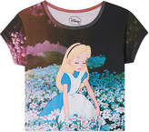Eleven Paris Alice in Wonderland short-sleeved t-shirt 4-12 years