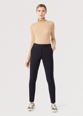 Hobbs Petite Leila Slim trousers With Stretch