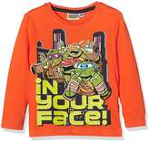Nickelodeon Boy's Ninja Turtles T-Shirt