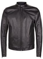 Sandro Darkside Leather Jacket