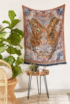 Urban Outfitters Tiger Twins Tapestry