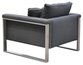Boston Armchair sohoConcept Upholstery: Grey Brick
