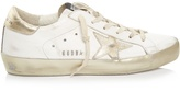 Golden Goose Deluxe Brand Super Star Sparkle low-top leather trainers