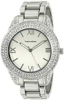 Vernier Women's VNR11165SS Analog Display Japanese Quartz Watch