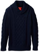 Joe Fresh Shawl Sweater (Little Boys & Big Boys)