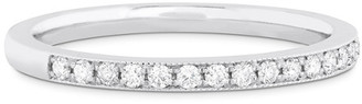 Hearts On Fire 18K 0.22 Ct. Tw. Diamond Deco Chic Ring