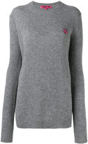 McQ by Alexander McQueen Swallow Classic Jumper - women - Cashmere/Wool - XS