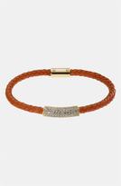 MICHAEL Michael Kors Michael Kors 'Skorpios' Skinny Leather Rope Bracelet