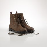 Polo Ralph Lauren Burnished Norbeck Boot