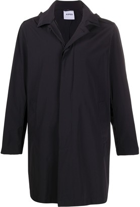 Aspesi Drillo hooded raincoat