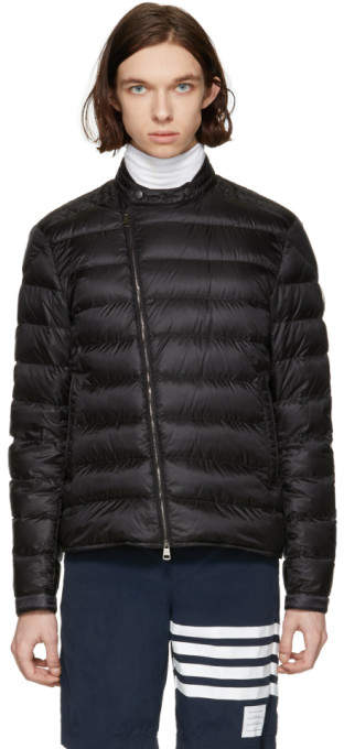Moncler Black Down Crio Jacket