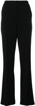 Dvf Diane Von Furstenberg Front Pleat Trousers
