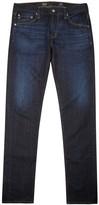 Ag Jeans Tellis Dark Blue Slim-leg Jeans