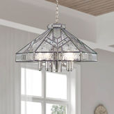Dale Tiffany Dale TiffanyTM Antique Silver Hanging Fixture