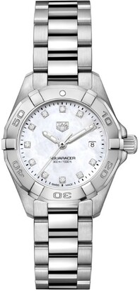 Tag Heuer Aquaracer Stainless Steel Quartz Watch 27mm