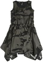 Diesel Devore Satin Dress