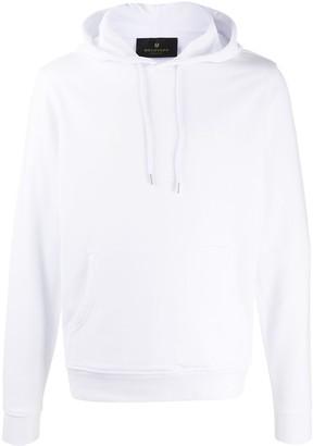Belstaff Long Sleeve Printed Logo Hoodie