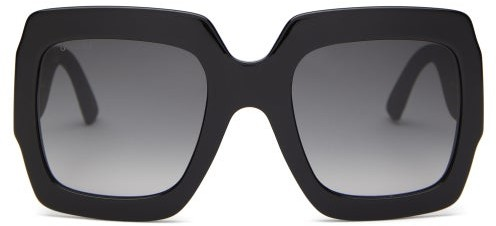 9c5965657856b Gucci Glitter Sunglasses - ShopStyle