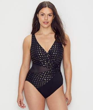 Miraclesuit Perla Circe Wire-Free One-Piece