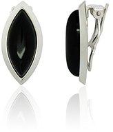 Goldmajor Women Jet Stud Earrings ER931CJ