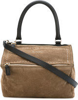 Givenchy small Pandora tote - women - Calf Leather/Calf Suede - One Size