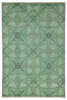 "Solo Rugs Adina Collection Oriental Rug, 4'2"" x 6'1"""