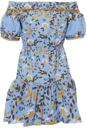 Peter Pilotto \N Blue Cotton Dresses