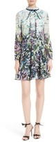 Ted Baker Women's Meelia Floral Print Chiffon Dress