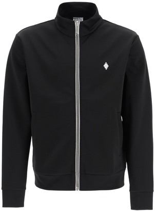 Marcelo Burlon County of Milan Cross Logo Track Jacket