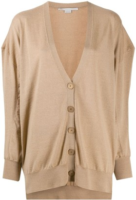 Stella McCartney Oversized Wool Cardigan