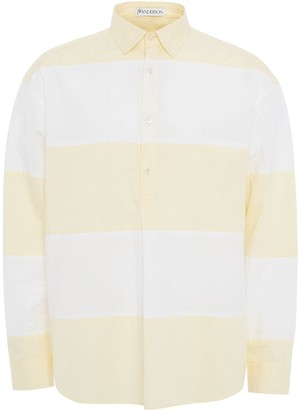 J.W.Anderson Oversized Panelled Shirt