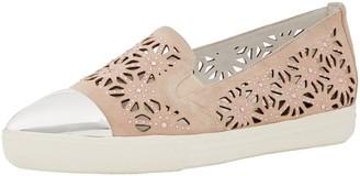 CAFe'NOIR Womens EA Unlined Low House Shoes Pink Size: 5