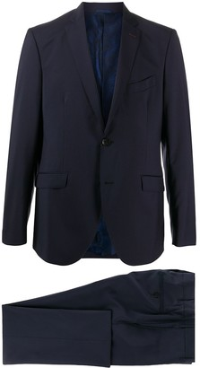 Etro Single-Breasted Suit