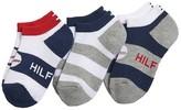 Tommy Hilfiger No Show Socks 3pk