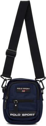 Polo Ralph Lauren Navy Crossbody Bag