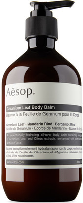 Aesop Geranium Body Balm, 500 mL