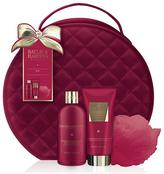 Baylis & Harding Midnight Fig & Pomegranate Vanity Bag Set