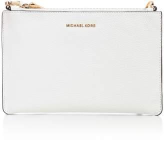 MICHAEL Michael Kors Double-zip Clutch