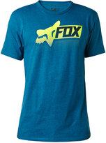Fox Men's Processed Cotton Graphic-Print Logo T-Shirt